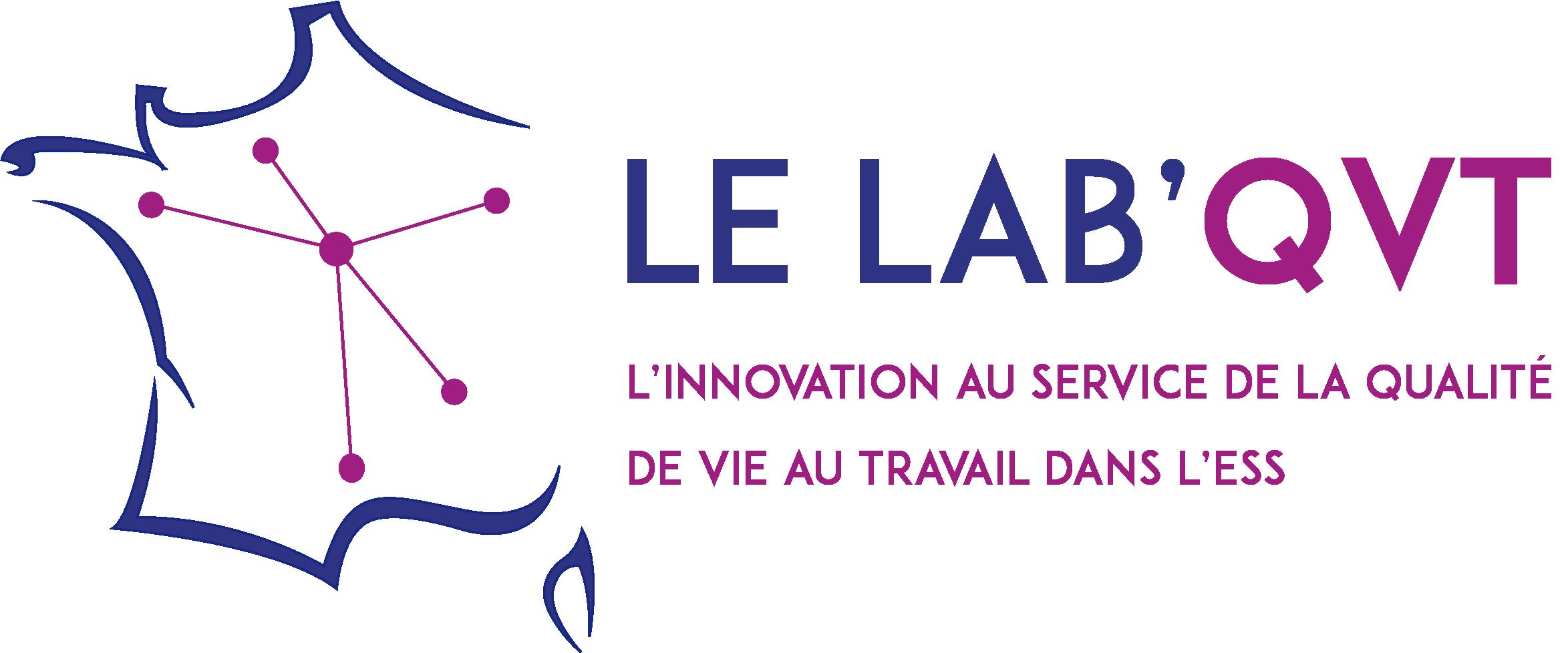 Logo Le lab'QVT